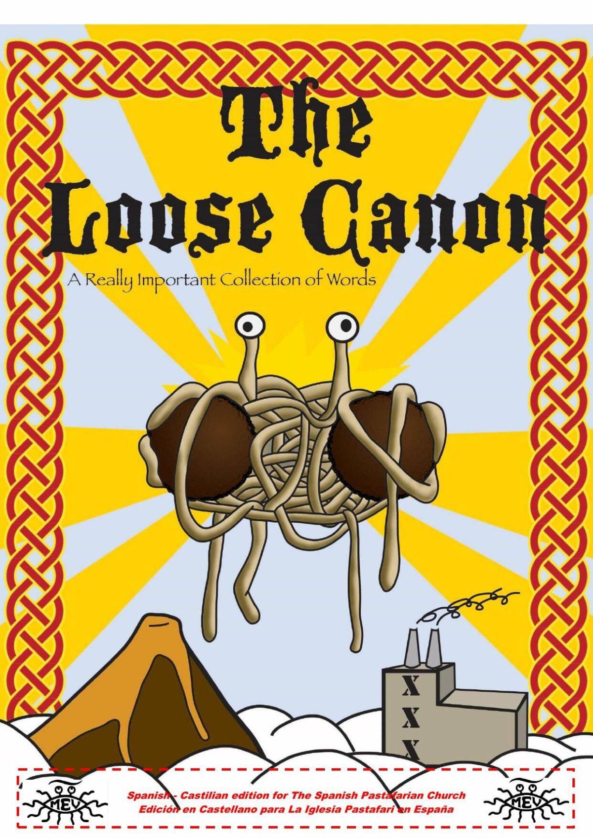 El Canon Relajado – Pastafarismo y Religión Pastafari