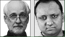 Peter J. Snodgrass e Imán PerezJaffari