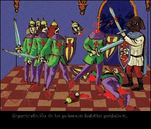 Primeras Batallas Pastafaris